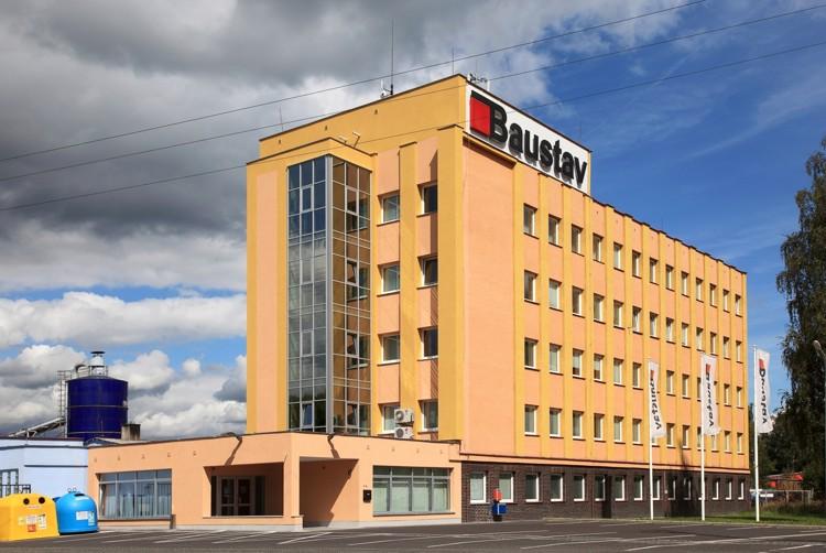 BAU-STAV a.s. Karlovy Vary