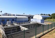 Production plants MNICHOV - MAGNESIA - Modernisation of the WWTP