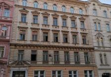 MSp – Reconstuction and repair of the building Legerova 49 – Prague