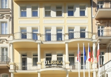 Complete reconstruction – Hotel Ulrika, Karlovy Vary