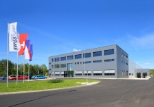 SWISS – FORM, manufacturing facility Nová Role - I. stage